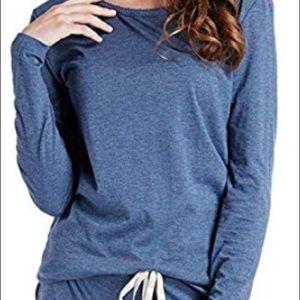 Brand New Cotton Modal Winter Thermal Pajamas
